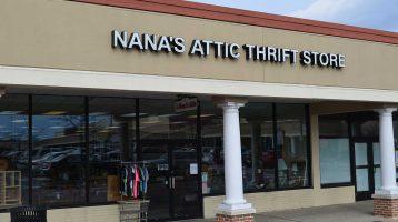 Nana's Attic Thrift Store