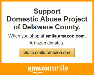 Donate via Amazon Charity banner